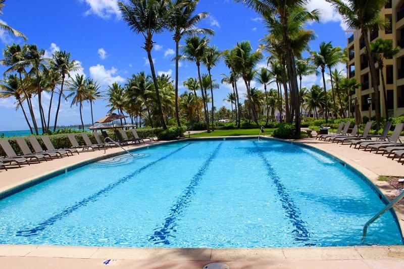 Puerto Rico Wyndham Rio Mar Villa Rentals