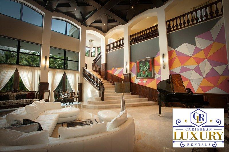 Caribbean Luxury Rentals The Mansion Puerto Rico Rio