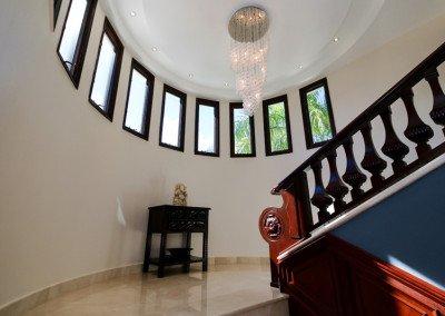 caribbean-luxury-rentals-villa-tuscany-puerto-rico-rio-mar-stairwell-2