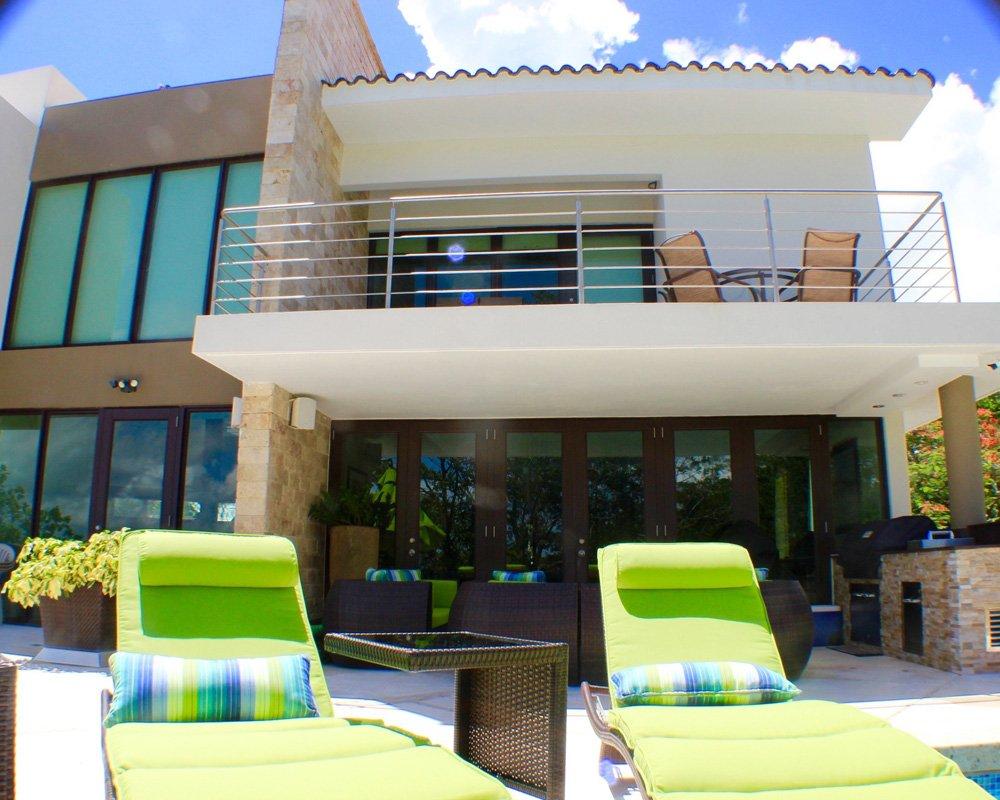 Caribbean Luxury Rentals Villas Puerto Rico Rio Mar