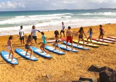 Surf Lessons and Rental Starting at $80 Per Person