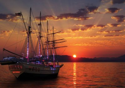 Sunset Sailing Starting at $105