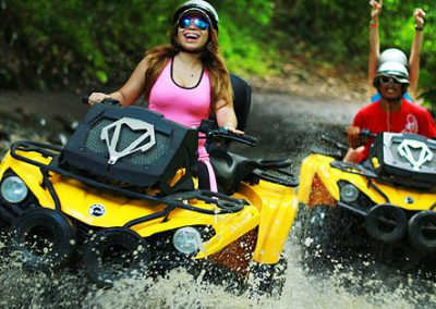 ATV & UTV Rainforest Adventures Starting at $80