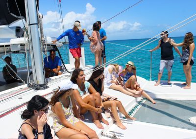 Catamaran & Powerboat Excursions Starting at $88 Per Person